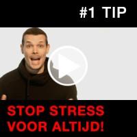 Stress verminderen tot en met voorkomen voor altijd